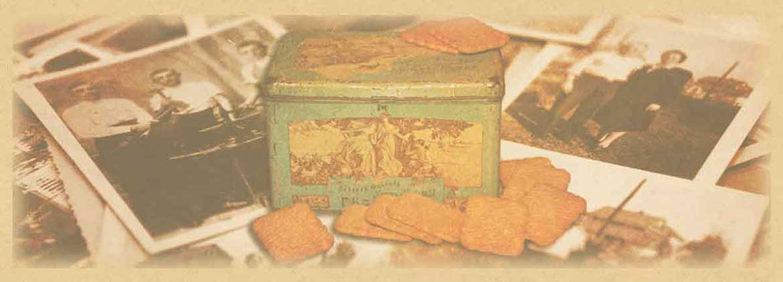 caja de galletas montaje de video con fotos y video album