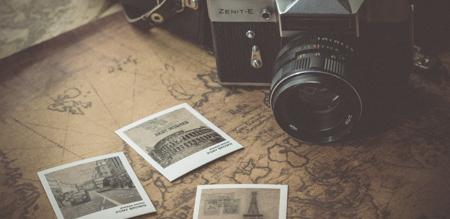 montaje de videos con fotos de viajes